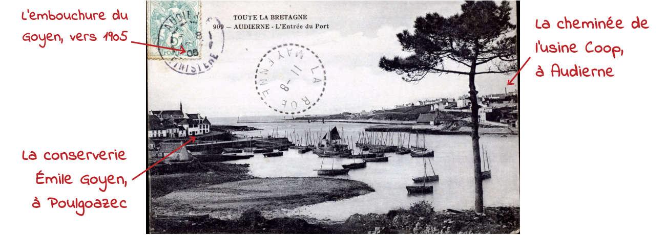 #LesConserveries, deux locations de vacances en Finistère