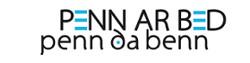 Logo marque Tout commence en Finistère en breton